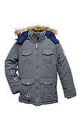 Куртка Libellule 140 (MK-392_Grey)