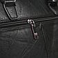 Мужской Портфель-Сумка Jeep Buluo (JB21) Деловой Черный, фото 8