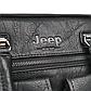Мужской Портфель-Сумка Jeep Buluo (JB21) Деловой Черный, фото 7