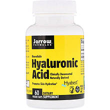 "Гиалуроновая кислота Jarrow Formulas ""Hyaluronic Acid"" (60 капсул)"