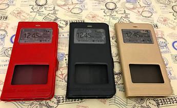 Кожаный чехол книжка Momax для Xiaomi (Ксиоми) Mi5S (3 цвета)