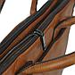 """Мужской Портфель Сумка для Ноутбука 15"""" и Документов А4 Jeep Buluo (JB8862-3) Коричневый, фото 7"""