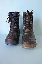 Ботинки высокие зима непромокаемые на меху для охоты и рыбалки, 39 - 46 р.
