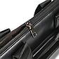"""Мужской Портфель Сумка для Ноутбука 15"""" и Документов А4 Polo Vicuna (V6601) Деловой Черный, фото 7"""
