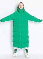 Неймовірне пальто ковдру довге для дівчаток підлітків 110-158. Зима до -25 Всі розміри є, фото 1
