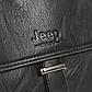 """Мужской Портфель Сумка для Ноутбука 15"""" и Документов А4 Jeep Buluo (JB867) Деловой Черный, фото 6"""