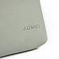 """Женская Сумка для Ноутбука 15"""" и Документов Формата А4 JQMEI (956) Искусственная Кожа Серая, фото 7"""