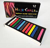 Hair Chalk мелки для волос, фото 1