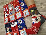 Новорічні жіночі ароматизовані шкарпетки махра MONTEBELLO, фото 9