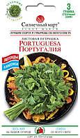 Насіння Петрушка листкова Португалія 3 г ТМ Сонячний март