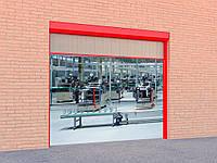 Противопожарные шторы E120/I60, фото 1