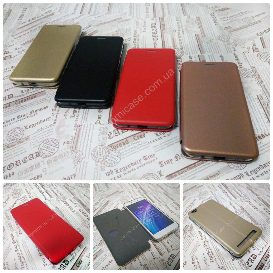 Кожаный чехол-книжка Elegant для Xiaomi