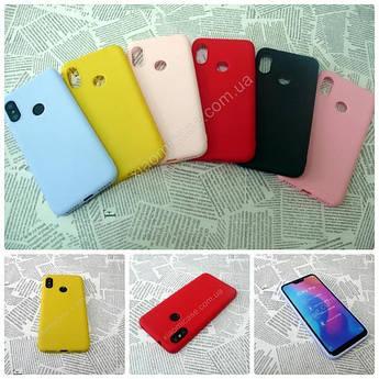 TPU чехол накладка Candy для Xiaomi Mi Max 3