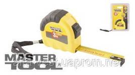 "MasterTool  Рулетка   3 м*16 мм тип ""Shiftlock"", нейлоновое покрытие, Арт.: 62-3016"