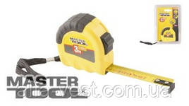 "MasterTool  Рулетка   8 м*25 мм тип ""Shiftlock"", нейлоновое покрытие, Арт.: 62-8025"