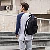 Рюкзак мужской уличный mod.StuffBox черный - Фото