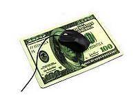 Компьютерный коврик для  мыши Игровой 100$ 200x280 Logictech, фото 1