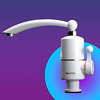 Электрический кран для подогрева воды Delimano