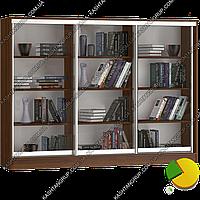 Книжный шкаф-комод Каштан 1500-1200-400 мм.