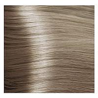 10.1 пепельно-платиновый блонд Краска для волос с протеинами риса и женьшеня Kapous Professional