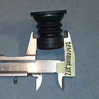 Клапан №1 (D=46,5мм; d=35мм; Н=46,5мм;) для стиральной машины полуавтомат типа Сатурн