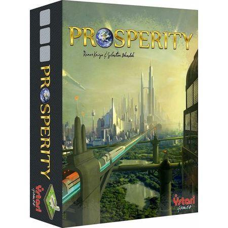 Настольная игра Prosperity (Процветание)