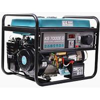 Генератор бензиновый KONNER&SOHNEN KS 7000E-G