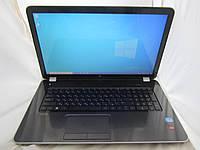 Ноутбук HP Pavilion 17-e071sr 17.3 core i3 4Gb/750gb,1gb video