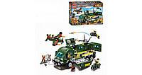 Лего Конструктор Военная база 446 деталей
