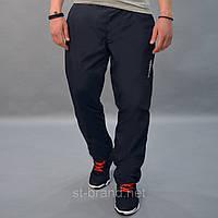 Демисезонные штаны из плащевки с флисовой подкладкой Columbia / Зима, весна, осень / мужские / темно-синие