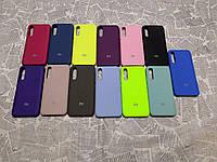Брендовый Soft-touch чехолSilicone Cover для Xiaomi (Ксиоми) Mi A3 / Mi CC9e