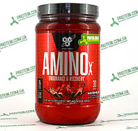 Амінокислоти USA ORIGINAL!!! BSN Amino X 435 г Watermelon Кавун, фото 1