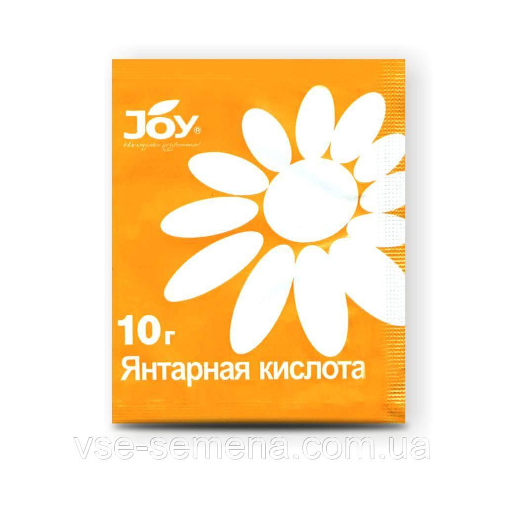 Янтарная кислота, 10 г (JOY)