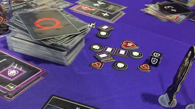 Настольная игра God of War: The Card Game, фото 2