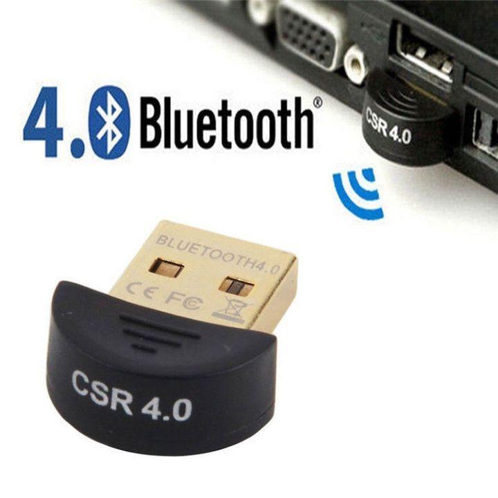 USB Bluetooth v4.0 адаптер мини блютуз CSR 8510 adapter, фото 1