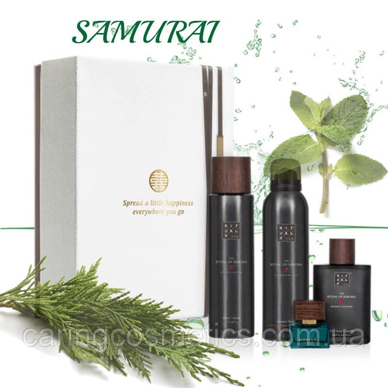 """Rituals. Подарочный набор """"Samurai"""". Освежающий ритуал (L). Производство Нидерланды"""