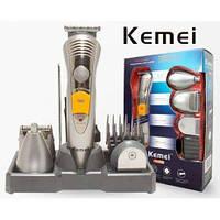 Машинка для стрижки волос Kemei KM-580A 7 в 1