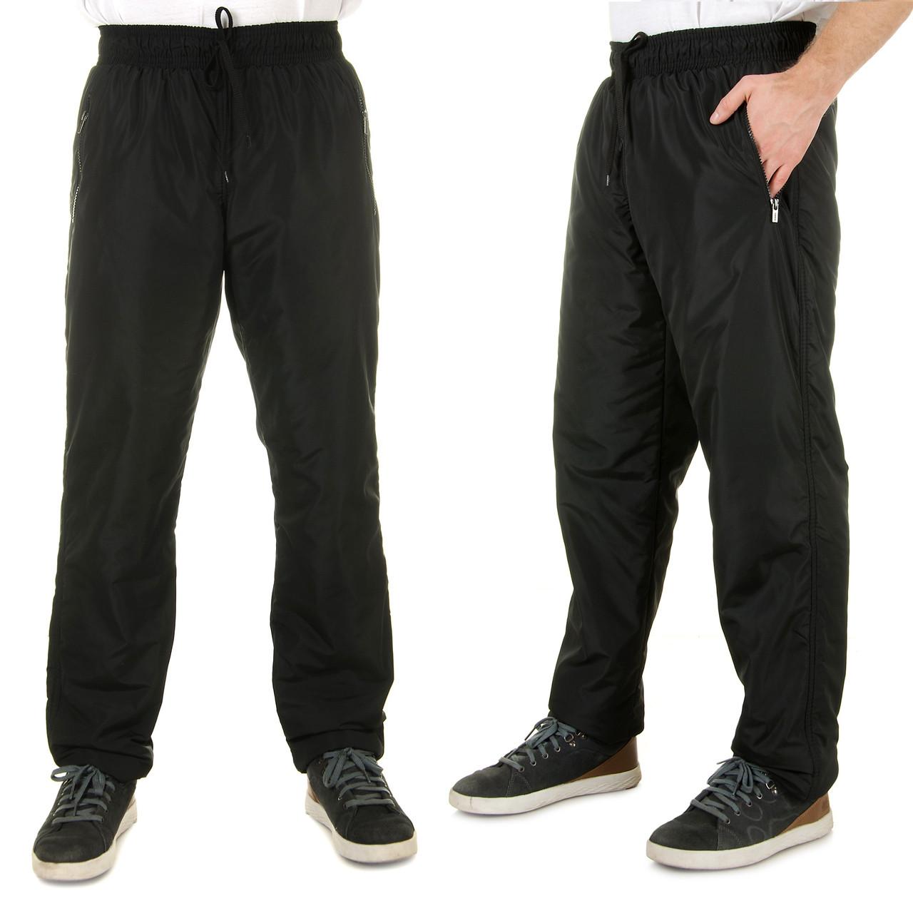 спортивные штаны с начесом мужские