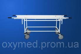 Картинка товара Тележка для транспортировки пациентов ВМп-3 Медаппаратура