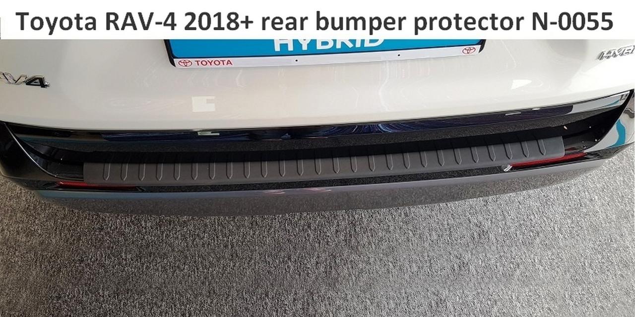n-55 Toyota RAV-4 2018+ rider rear bumper protector