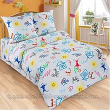 Комплект детского постельного белья Переменка Nova Postil поплин