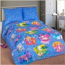 Комплект детского постельного белья Уик-енд Nova Postil поплин