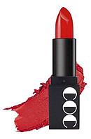Губная помада с матовым эффектом Coringco Momo First Chu Semi Matt LipStick 01 Dry Red