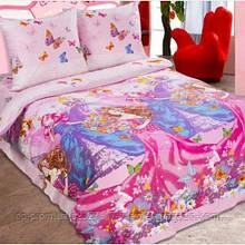Комплект детского постельного белья Мечта красавицы Nova Postil поплин