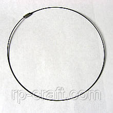 Основа для кольє, товщина 1 мм, діаметр 15 см