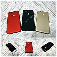 TPU Soft-touch чехол Rock накладка бампер для Xiaomi (Ксиоми) Mi A1 / 5X (3 цвета)