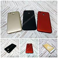 TPU Soft-touch чехол Rock накладка бампер для Xiaomi (Ксиоми) Redmi 4X (3 цвета)