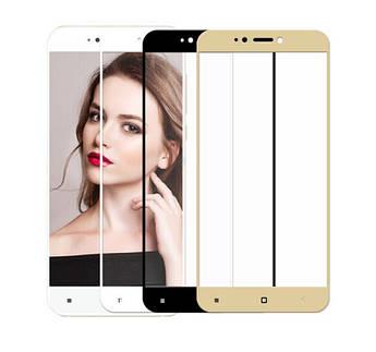 Защитное 2D стекло для Xiaomi (Сяоми) Mi Note 2 (на весь экран)