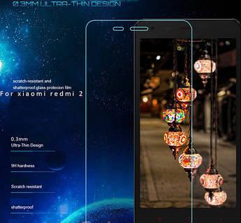 Защитное стекло для Xiaomi (Ксиоми) Redmi 2