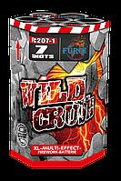 Салют Wild Crush на 7 выстрелов